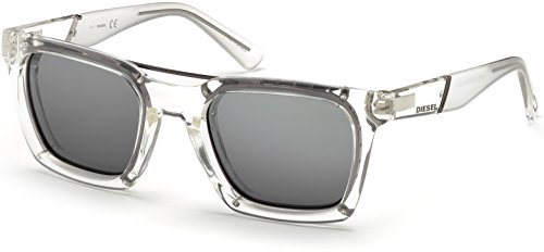 Sunglasses Diesel DL 0250 26C crystal / smoke - Glasses Diesel Sun