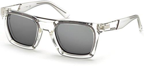 Sunglasses Diesel DL 0250 26C crystal / smoke - Sun Diesel Glasses