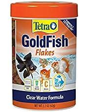 Tetra Goldfish Flakes - Balanced Diet Fish Food