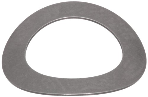 Curved Spring Washer, High Carbon Steel, Inch, 0.363