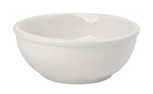 Porcelana Nappy 5 5/8''15Oz(36)Bright White