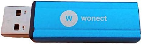 Amplificador señal Cable USB WiFi. Alargador para Antena Wi ...
