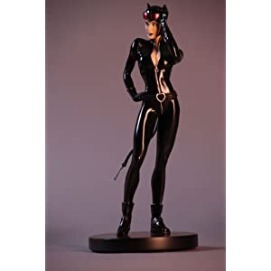 31T38YhiVTL. SS300 Cover Girls of The DC Universe: Catwoman Statue
