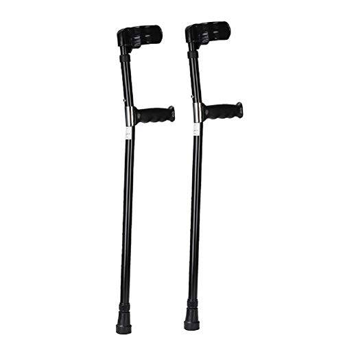 table Forearm Crutches Elbow Auxiliary Equipment Personal Health Care Tool,apair ()