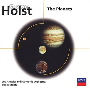 Cover of Holst: The Planets