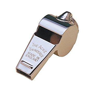 Acme 59.5 Thunderer Whistle Medium Tapered Mouth ()