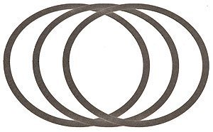 JEGS 50090 Air Cleaner Gaskets