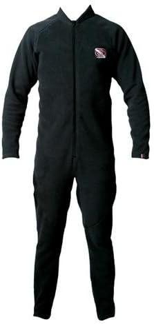 Image of Body Glove Mens Drysuit Undergarment, Black, Small Drysuits