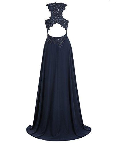 Abendkleider Damen Perlstickerei Elegant Applikationen Carnivalprom Lang Partykleider Koralle Ballkleider 5gx1doZqw