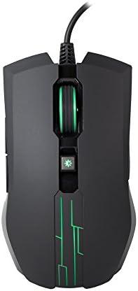 Cooler Master Devastator 3 - Combo de teclado y mouse para juegos, retroiluminación LED de 7 modos de color, teclas multimedia, configuración de 4 DPI 11