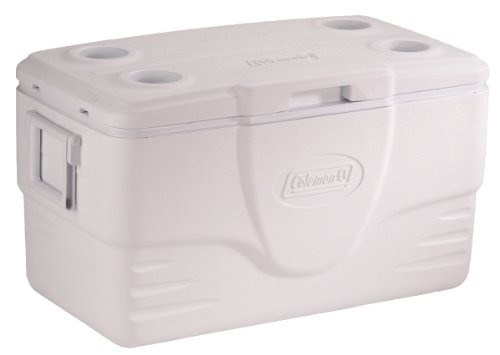 Coleman 50 Quart Marine Cooler by Coleman