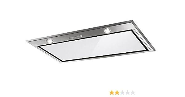 Mepamsa iRun 52 Campana aspirante, grupo filtrante, cristal, color blanco, Aluminio: 247.77: Amazon.es: Grandes electrodomésticos