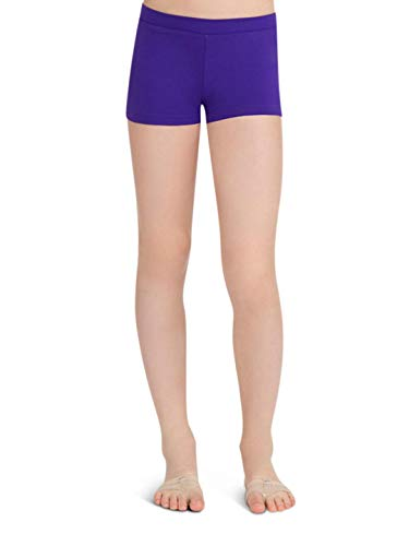 Capezio Boys Cut Low Rise Short - Girls - Size Medium, -