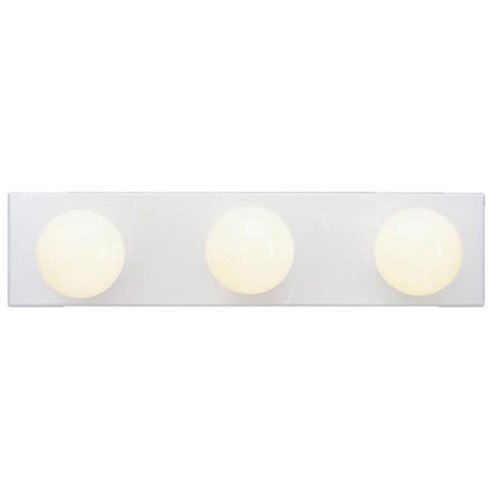 Westinghouse Lighting 6659400 Three-Light Bath ()