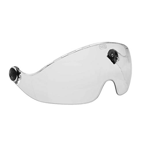 Petzl Clear VIZIR Visor for Vertex & Alveo Helmets Protective Eye Shield - Petzl Face Shield