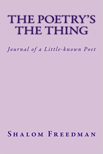 The Poetrys the Thing