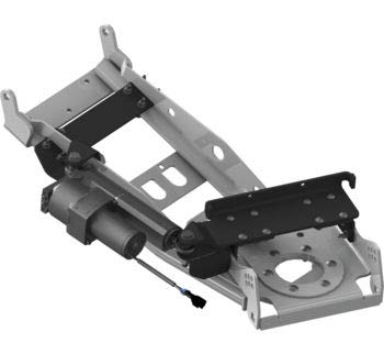 KFI Products UTV Plow Hydraulic Angle Kit for use with KFI UTV Tubes 105935