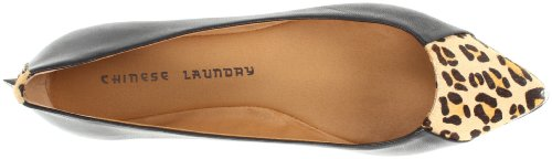 Chinese Laundry Womens Extra Credit Ballet Flat Black mTAOF14K3