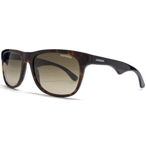 Carrera 6003 Sunglasses in Havana Black - 6003 4NC CC 55 6003 4NC CC 55 Brown Gradient