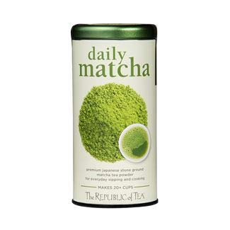 The Republic of Tea Organic Matcha Tea Powder