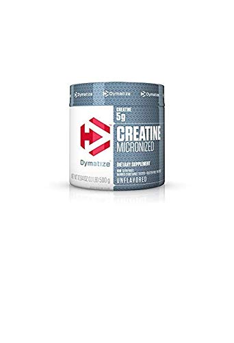 Dymatize Micronized Creatine, Dietary Supplement, 500g