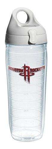 "Tervis 1066766 ""NBA Houston Rockets"" Water Bottle with Gr..."