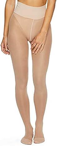 Sheertex Women's Classic Sheer Tights - Run and Rip Resistant Pantyhose