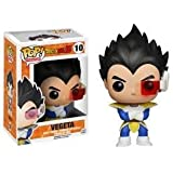 New Dragon Ball Z Vegeta Pop! 10 Vinyl Figure Toy Anime Goku Cell Cartoon Tv