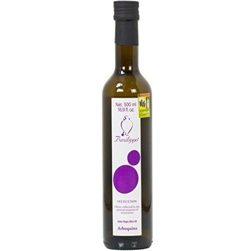 Basilippo Extra Virgin Olive Oil, Arbequina - 16.9 oz