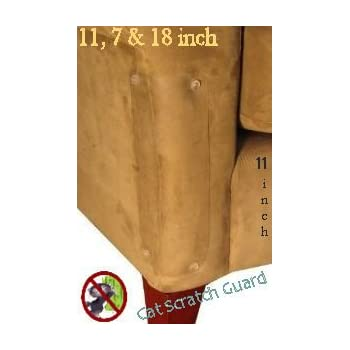 High Quality Two 11 X 4 1/2 Inch Cat Scratch Guards With Pins