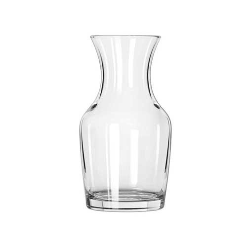 Libbey Carafe Decanter, 6.5 Ounce - 36 per case. ()