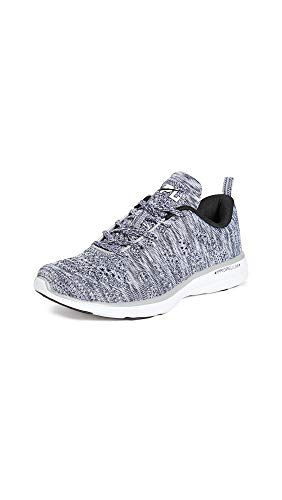 APL: Athletic Propulsion Labs Women's Techloom Pro Sneakers, Heather Grey, 8.5 Medium US