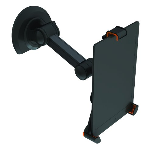 """Purex Technology- Universal Tablet Mount- Wall/ Desk/ Under cabinet for iPad and most Tablets from 7"""" to 8.5"""" (PXP-02S)"""