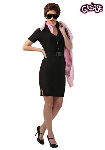 Grease Plus Size Rizzo Costume 1X Black - http://coolthings.us