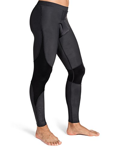 Skins Men's Ry400 Recovery Long Tights, Graphite, X-Large by Skins (Image #3)
