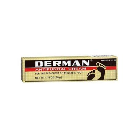 Alivio Derman Antifungal Cream 1.76OZ (Pack of 3) by Alivio Vital