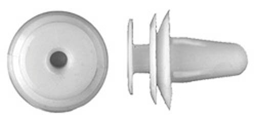 25 Door Panel Retainers Compatible with Toyota 67771-01010