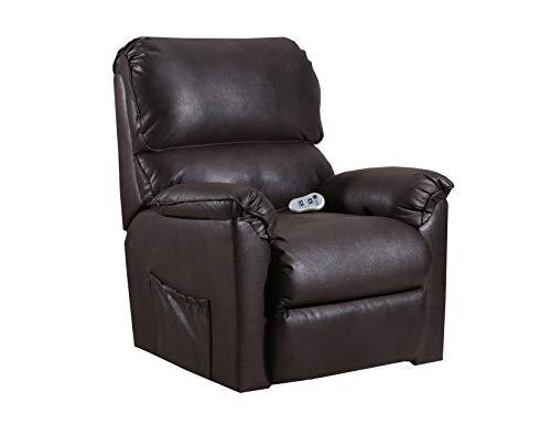 Lane Home Furnishings 4601-15 Turbo Cocoa Lift Chair