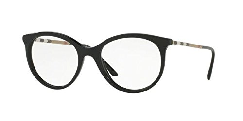 Burberry Women's BE2244Q Eyeglasses Black 52mm