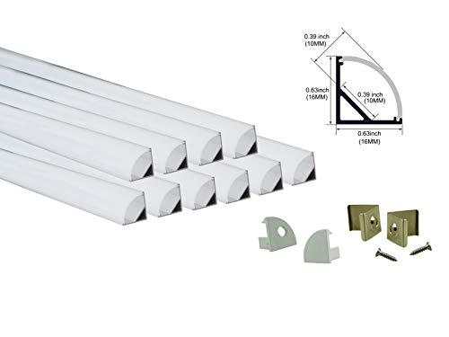 Aluminum Led Light Strip Housings in US - 9