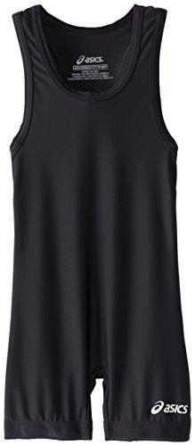 Athletic Singlet - ASICS Men's Solid Modified Singlet, Black, XX-Large
