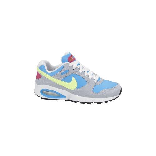 Nike Air Mx Coliseum RCR L GS - Zapatillas de running para niña Azul cielo / Gris / Amarillo / Negro
