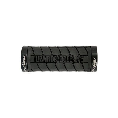 Lizard Skins (31629) Lock-On Shorty Grips, 90mm, Black Clamp ()