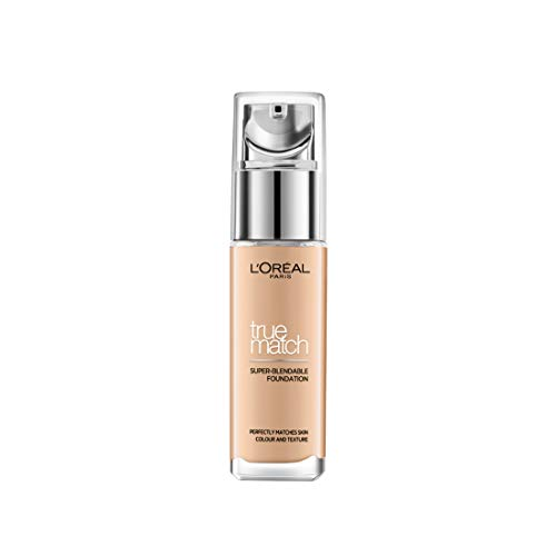 L'Oreal Paris New True Match Foundation 30ml - 3D/3W Golden Beige