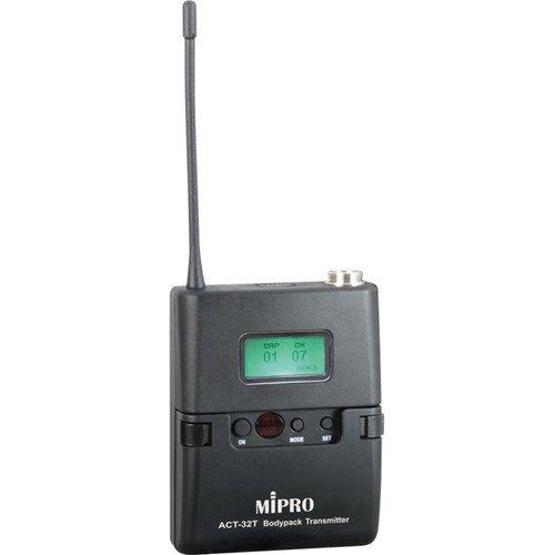 MIPRO ACT-32T (5NC) Miniature Body Pack Wireless Transmitter by MI-PRO (Image #2)