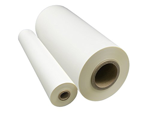 Matte Laminating Film Soft Touch 18'' x 500ft x 1'' Core by PPE
