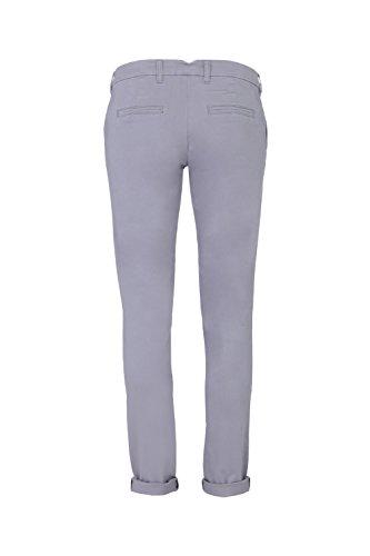 CLOSETTE - Pantalón - chino - para mujer gris