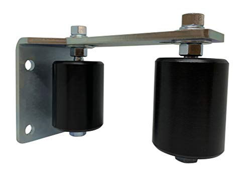 (Slide Gate Guide Post Rollers 3