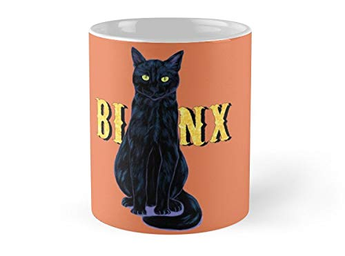 Army Mug Black Cat Binx Halloween - 11oz Mug - Features wraparound prints - Dishwasher safe - Made from Ceramic - Best gift for family friends