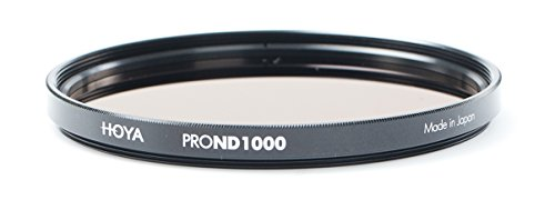 Hoya 72mm PROND ND 1000 Neutral Density Filter for Camera by Hoya